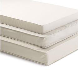 Foundations 6432012 DuraLoft Compact Portable Crib Mattress - 2' Thick Foam