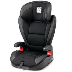 Peg Perego VIAGGIO HBB 120 Car Seat in Licorice - Black Leather