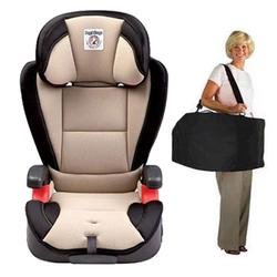 Peg Perego VIAGGIO HBB 120 Car Seat - Crystal Beige with Carrying Case