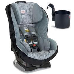 Britax E9LJ91S, Boulevard 70-G3 Convertible Car Seat w/Cup Holder - Silver Birch