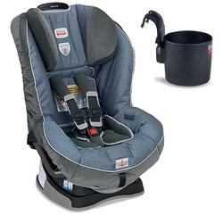Britax Pavilion G4 Convertible Car Seat w/Cup Holder - Blueprint
