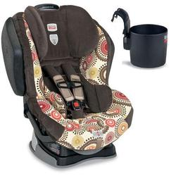 Britax E9LG83Y, Advocate 70-G3 Convertible Car Seat w/Cup Holder - Anna