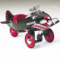 Airflow Collectibles 5001BS Shark Attack Plane