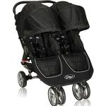 Baby Jogger 12210 City Mini Double Stroller, Black-Gray