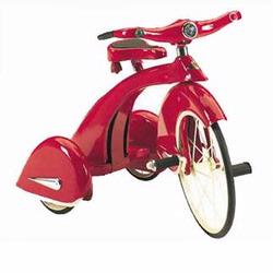 Airflow Collectibles TSK001 Skyking Tricycle, Red