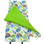 Wildkin 28117 Lily Frogs Nap Mat