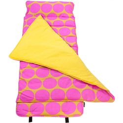 Wildkin 28118 Big Dots Hot Pink Nap Mat