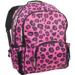 Wildkin 32214 Pink Leopard Macropak Backpack