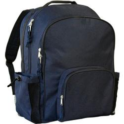 Wildkin 32545 Whale Blue Macropak Backpack - Monogram version