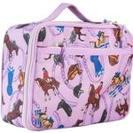 Wildkin 33018 English Riding Lunch Box
