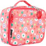 Wildkin 33024 Polka Dots Lunch Box
