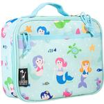 Wildkin 33081 Olive Kids Mermaids Lunch Box