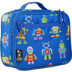 Wildkin 33112 Olive Kids Robots Lunch Box