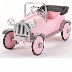 Airflow Collectibles AF102  Pink Princess Pedal Car