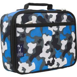 Wildkin 33213 Blue Camo Lunch Box