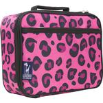 Wildkin 33214 Pink Leopard Lunch Box