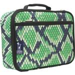 Wildkin 33215 Snake Skin Lunch Box