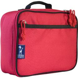 Wildkin 33500 Cardinal Red Lunch Box
