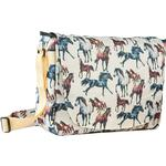 Wildkin 38025 Horse Dreams Laptop Messenger Bag