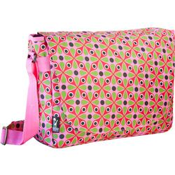 Wildkin 38087 Kaleidoscope Laptop Messenger Bag