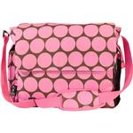 Wildkin 47085 Big Dots Pink Diaper Bag