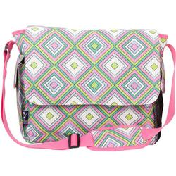 Wildkin 47115 Pink Retro Diaper Bag