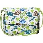 Wildkin 47117 Lily Frogs Diaper Bag