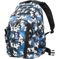 Wildkin 53213 Blue Camo Serious Backpack