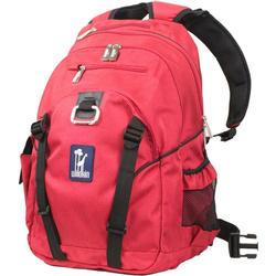 Wildkin 53500 Cardinal Red Serious Backpack