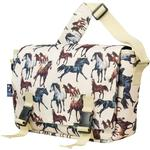 Wildkin 54025 Horse Dreams Jumpstart Messenger Bag