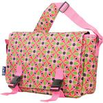 Wildkin 54087 Kaleidoscope Jumpstart Messenger Bag
