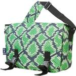 Wildkin 54215 Snake Skin Jumpstart Messenger Bag