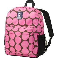 Wildkin 57085 Big Dots Pink Crackerjack Backpack