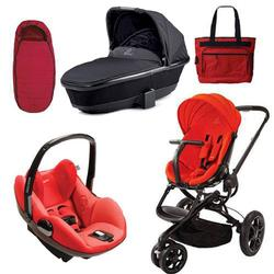 Quinny CV078BHR Moodd Prezi Complete Collection in Red Envy
