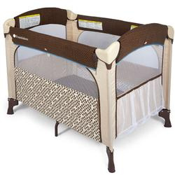 Foundations 1551127 Elite Portable Crib - Verona