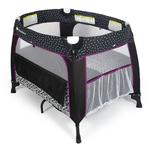 Foundations 2152137 Boutique Portable Crib - Damask
