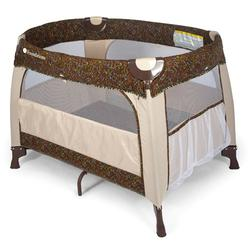 Foundations 2152147 Boutique Portable Crib - Mystic