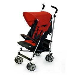 Hauck 133279, Turbo Deluxe Stroller - Red
