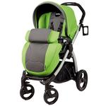 Peg Perego IPBR30NA34FT34MJ53 Book Plus Stroller - Mentha - Apple Green/Grey