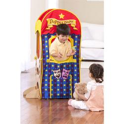 Little Partners LP00201 PK1 Puppet Theatre/Popcorn Stand