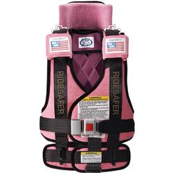 Safe Traffic Systems JO10101PWB Safe Rider 2 Travel Vest Small (30 - 60 lb) - Pink