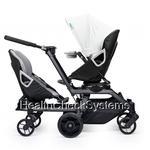 Orbit Baby ORB841000 Helix G2 Double Stroller in Black ...