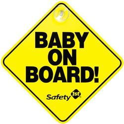 DreamBaby L211, Baby on Board Sign