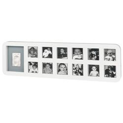 Baby Art, FR002WHO First Year Print Frame - White