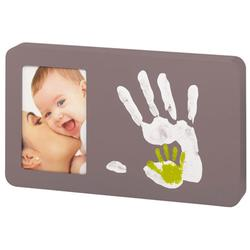 Baby Art, FR013TAP Duo Paint Print Frame - Taupe