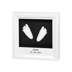 Baby Art, FR031WHO Window Sculpture Frame - White
