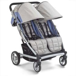 Valco Baby ZET0328 Zee TWO Twin Stroller - Saphire