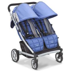 Valco Baby ZET0441 Zee TWO Twin Stroller - Blue Opal