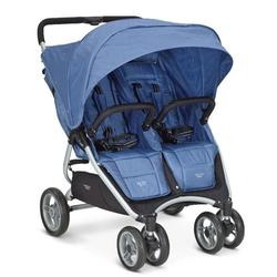 Valco Baby SNT0526 Snap Dual Stroller - Cornflower