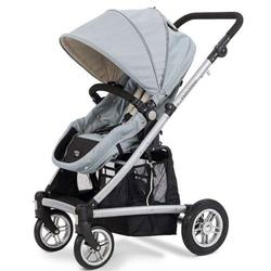 Valco Baby SPS0557 Spark Single Stroller - Sterling